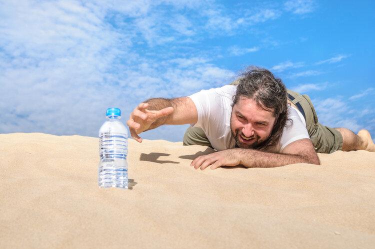 总是口渴,喝水也不管用?这3种疾