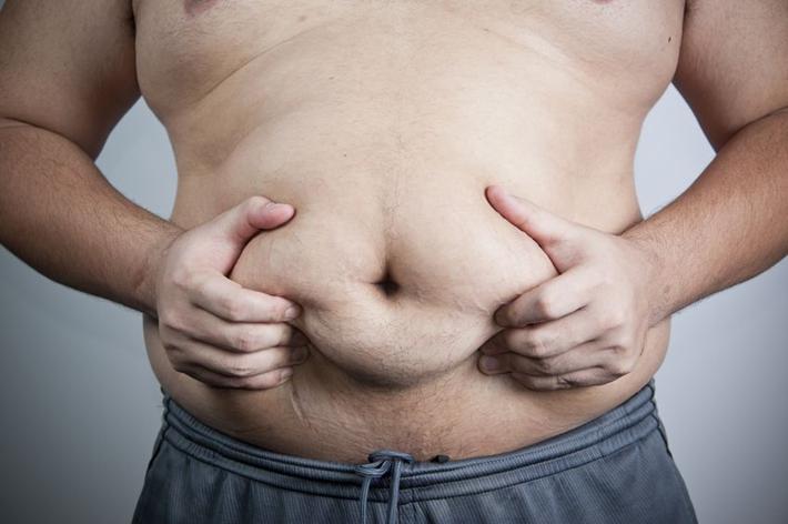 减肥能治脂肪肝?当